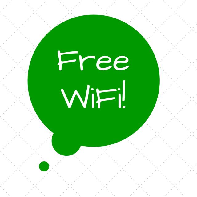 Free WiFi Access!